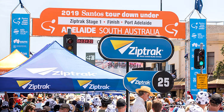 Ziptrak Tour Down Under 2019